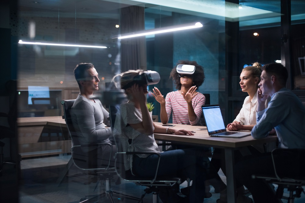 VR is making a human-centered office