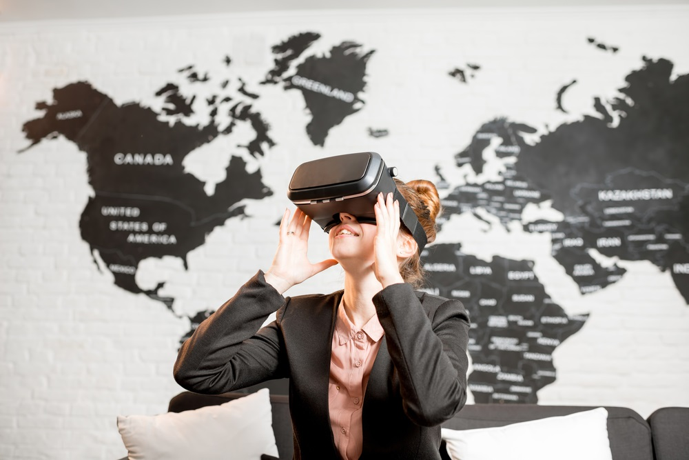 Tourists Use Immersive 360-Degree Content Used to Travel Places