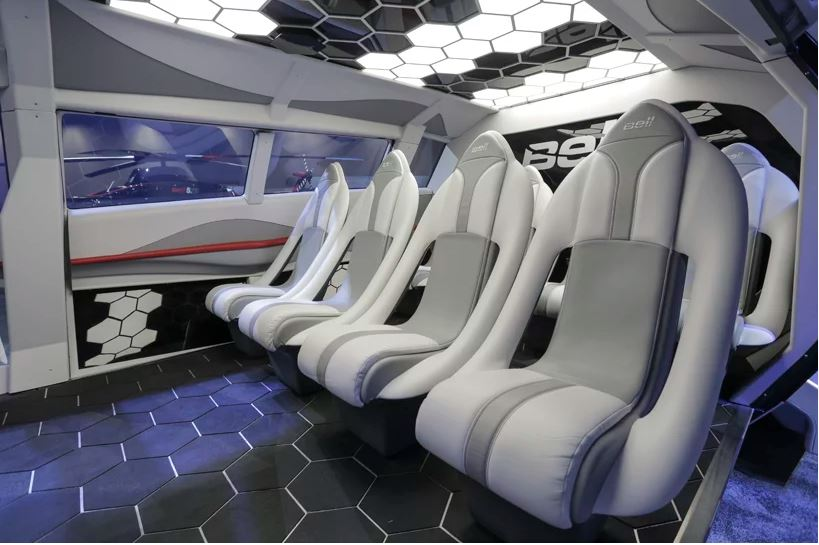 Futuristic Bell Helicopter Designed 10x Faster Using VR