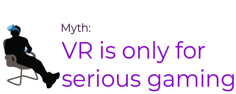 5 Virtual Reality Myths Debunked