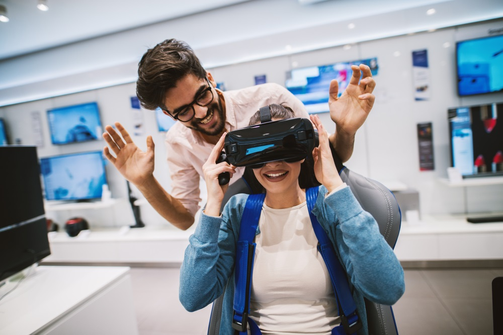 Recent AR and VR Technology Developments Seen at CES 2019