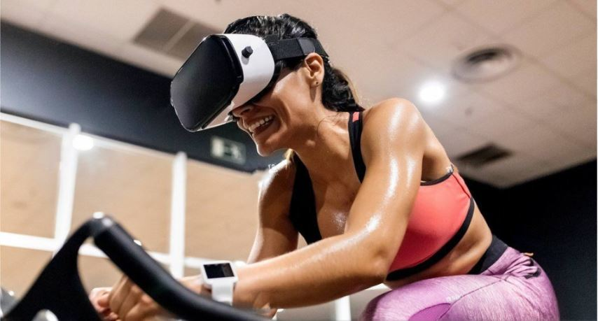How Immersive VR Content Improves Gyms and Fitness Programs