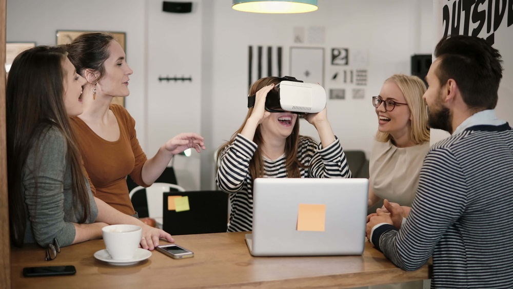 How VR Boosts First Impressions on Your Business