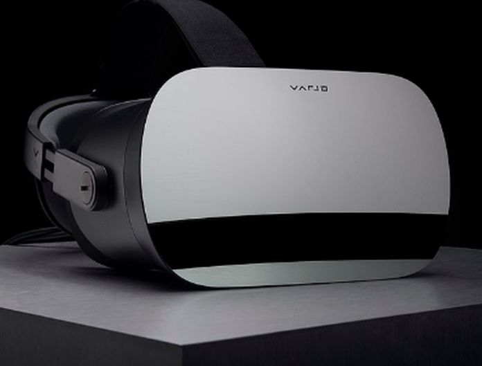 Varjo, a world-renown leader in manufacturing industrial VR and XR hardware finally launched VR-1 -- the world' first human eye-resolution VR headset.