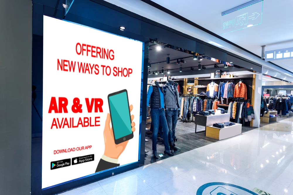 A Closer Look at VR in Retail