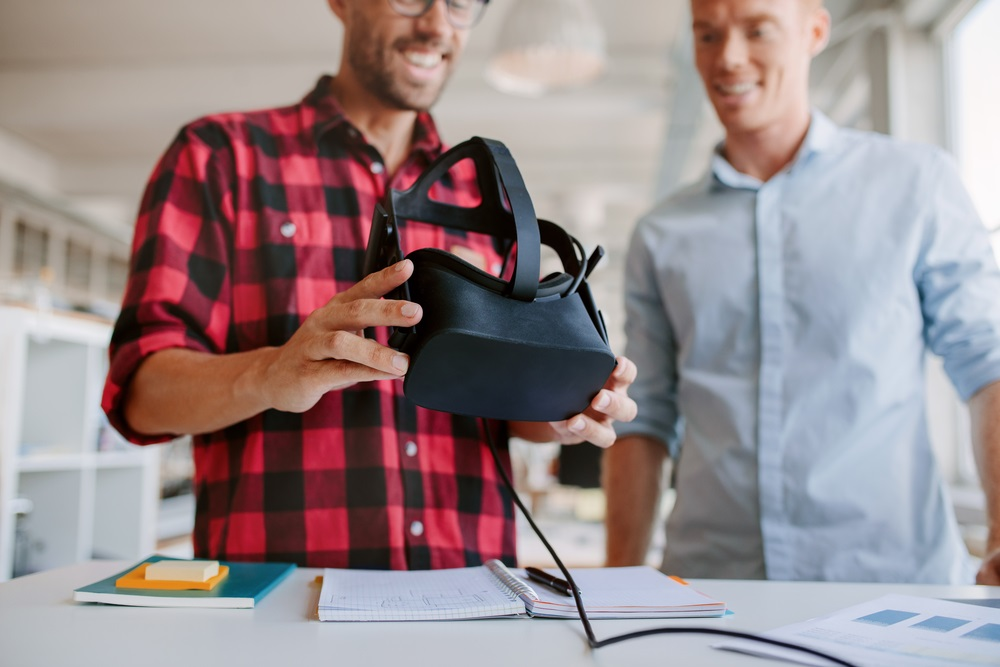 VR solutions A lot of things change when your interior design firm launches a VR showroom. But all those changes are good and for the better.